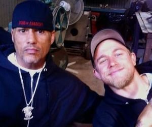 boy, Charlie Hunnam, and sons of anarchy image