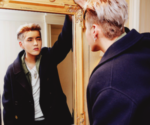 exo, kris wu, and yifan image