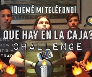 challenge, youtube, and retos image