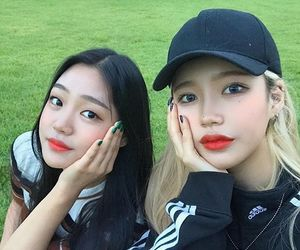 friendship, ulzzang, and girl image