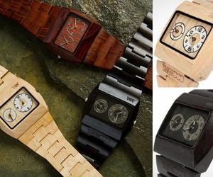 fashion, watch, and mens image