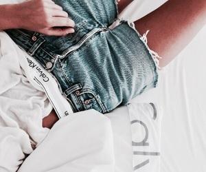 Calvin Klein and white image