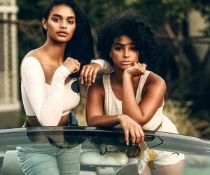 beautiful, models, and photoshoot image