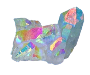 crystal, png, and holographic image