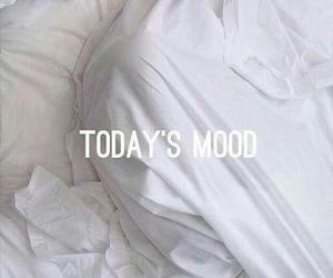 mood, bed, and sleep image