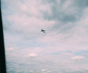 background, filter, and plane image