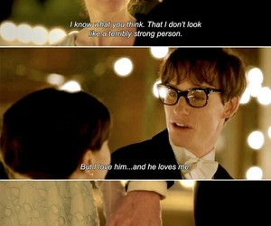 love, movie, and the theory of everything image