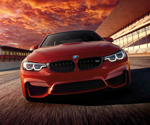 bmw, the athletic, and stylish and powerful image
