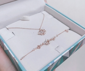 aesthetics, jewelry, and soft colours image