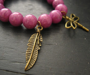 accessories, bracelet, and colors image