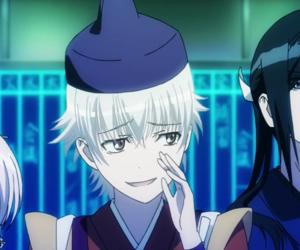 anime, isana yashiro, and neko image
