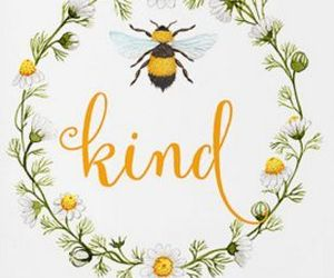 bee, quote, and kind image