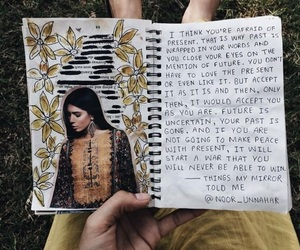 beautiful, journal, and nice image