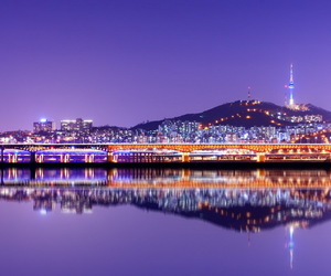 korea, seoul, and asia image