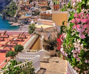 beautiful, italy, and vacation image
