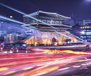 asia, city, and korea image