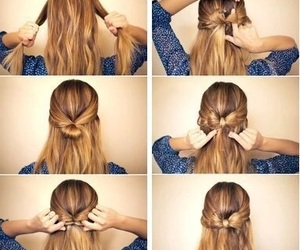 hair, love, and style image