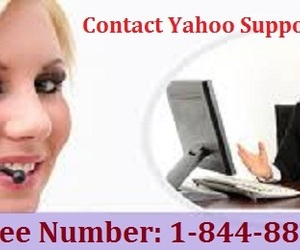 yahoo customer service, yahoo support, and yahoo technical support image