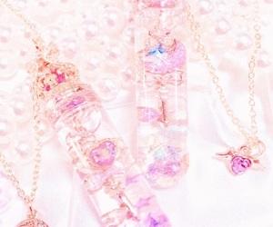 pink, theme, and editing image