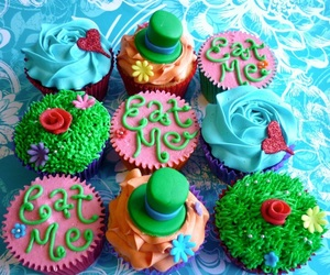 cupcake, food, and delicious image