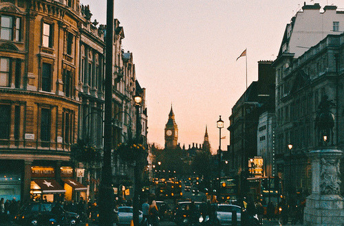 city, travel, and wanderlust image