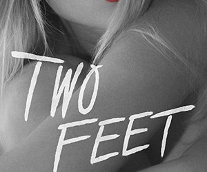 song, music, and two feet image