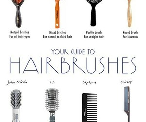 guide hairbrushes image