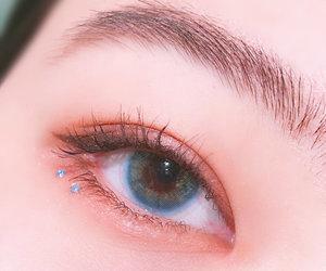 eyes and korean image