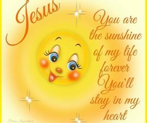 beautiful, sun, and love you image