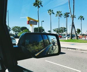 california, landscape, and los angeles image