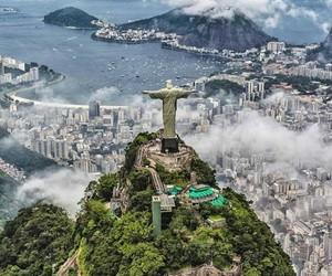 rio de janeiro, brazil, and travel image