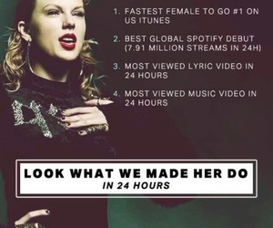 records, Taylor Swift, and swifties image