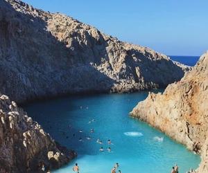 crete and Greece image