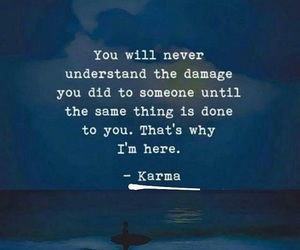 karma, quotes, and words image