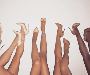 Chick, fashion, and shoes image
