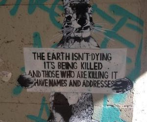 earth, quotes, and art image