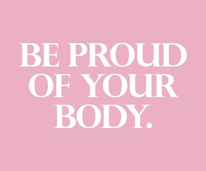 body, pink, and proud image