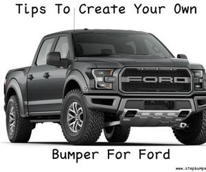 ford, ford super duty, and ford ranger bumper image