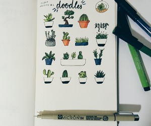 doodle and bujo image