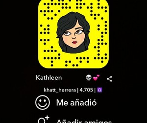 add, code, and snapchat image