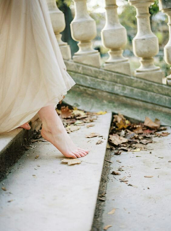 feet, aesthetic, and dress image