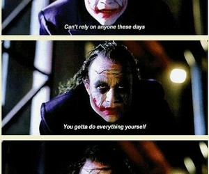 quotes, joker, and movie image