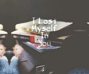 lost, wallpaper, and books image