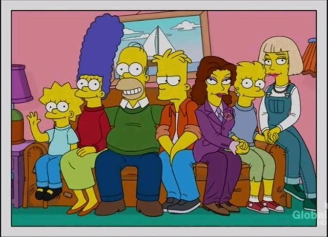 article, The Simpson, and lisa simpson image