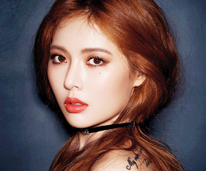 4minute, hyuna, and triple h image