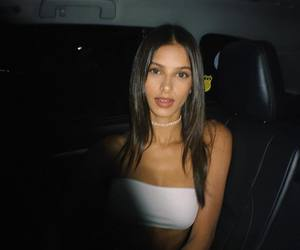 angel, model, and bruna lirio image