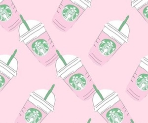 coffee, starbucks, and wallpaper image