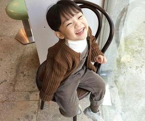 asian baby, korean baby, and ulzzang baby image