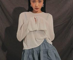 kfashion, model, and park sora image