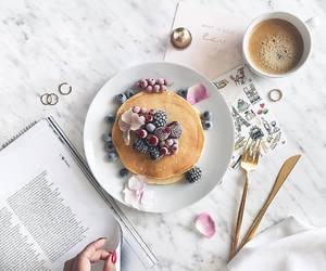 coffee, food, and indie image
